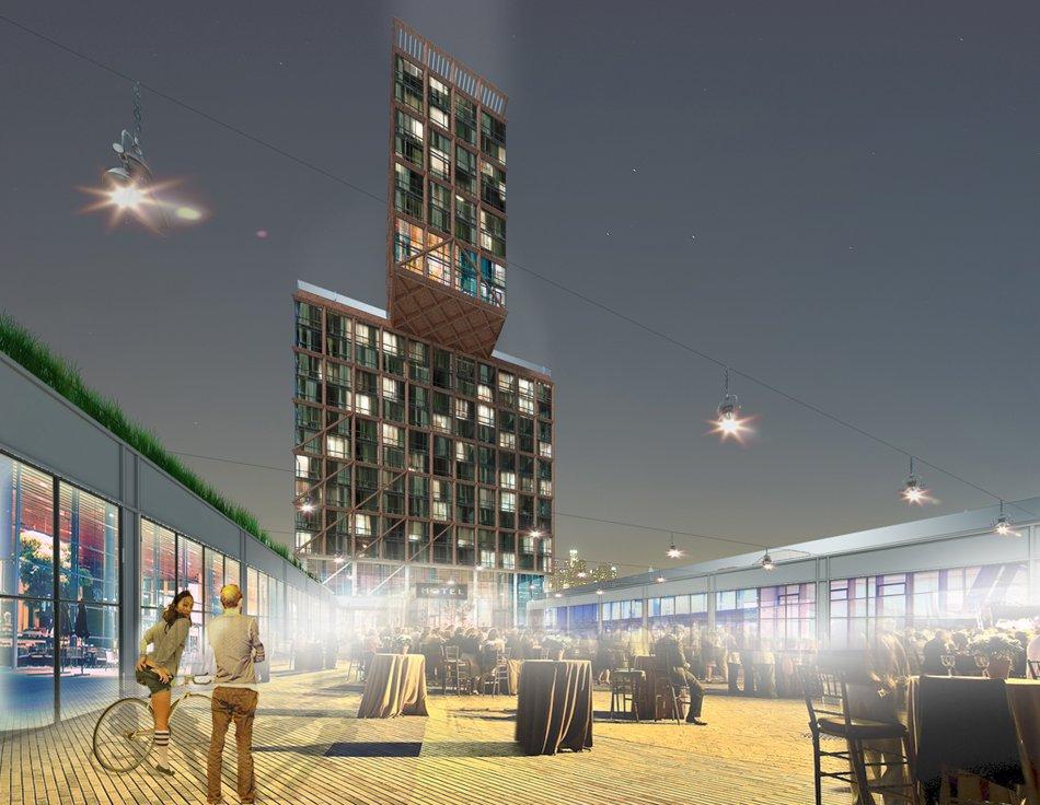 Kent Hotel Concept - Workshop DA